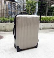 リサイクルショップのココカラココロではRIMOWAサルサプロセコスーツケース等の回収を行っております。