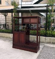 大田区リサイクルショップの当店では中国 茶棚 紫檀等の買取を行っております。
