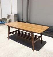 リサイクルショップのココカラココロではカリモク60(大)テーブル等の引き取りを行っております。